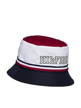 tommy-hilfiger-unisex-star-bucket-hat-redwhiteblue
