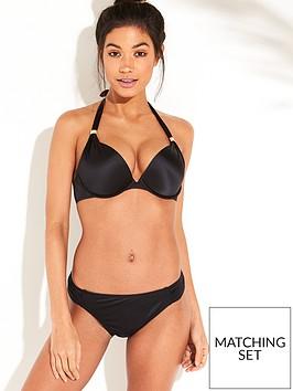 dorina-jamaicanbspshiny-super-push-up-bikini-top-black
