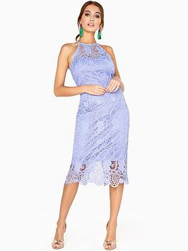 paper-dolls-racer-neck-lace-midi-dress-lilac