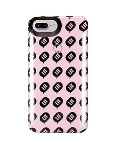 lumee-duo-iphone-8-kimoji-lit-pink