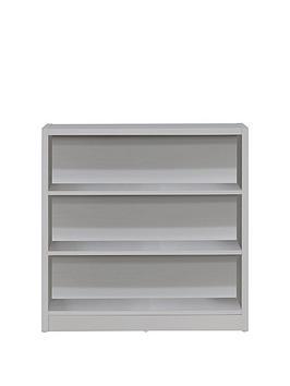 metro-small-wide-bookcase-grey
