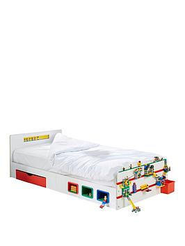 Very Room 2 Build Kids Single Bed With Storage Picture