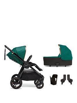 mamas-papas-mamas-amp-papas-ocarro-jewel-4-piece-bundle-pushchair-carrycot-cupholder-amp-adaptors