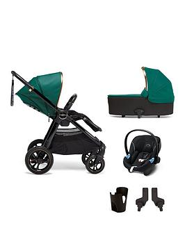 mamas-papas-mamas-amp-papas-ocarro-jewel-5-piece-bundle-pushchair-carrycot-car-seat-adaptor-amp-cupholder