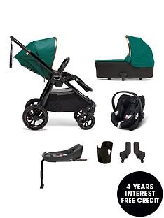mamas-papas-mamas-amp-papas-ocarro-jewel-6-piece-bundle-pushchair-carrycot-car-seat-isofix-base-adaptor-amp-cupholder