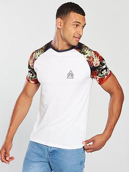river-island-white-leopard-muscle-fit-raglan-t-shirt