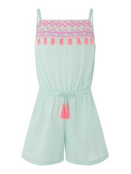 accessorize-girls-tulum-tassel-embroidered-playsuit