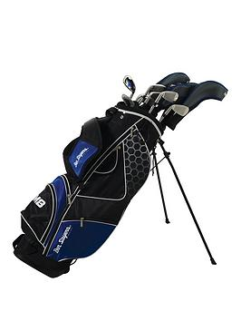 Ben Sayers   Left-Handed M8 Package Set Blue (Stand Bag) Graphite/Steel - Men'S Left Hand