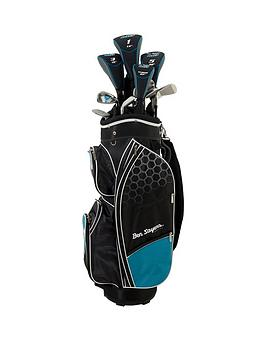 Ben Sayers   M8 Package Set Turquoise (Cart Bag) Youths'/Ladies' Right Hand