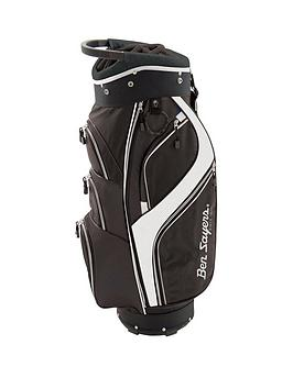 ben-sayers-ben-sayersdlx-cart-bag-blackwhite