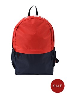 lyle-scott-boys-colour-block-logo-backpack