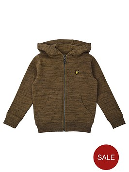 lyle-scott-boys-space-dye-zip-through-hoody