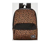86150291adf Vans Realm Classic Backpack - Leopard Print