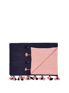 monsoon-double-cloth-tassel-throw