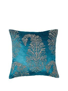 monsoon-zari-embroidered-cushion