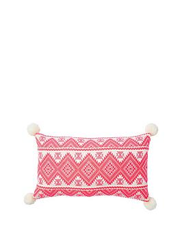 monsoon-nbspaztec-neon-cushion