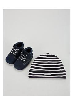 timberland-crib-bootie-with-hat-navy