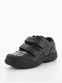 Timberland Timberland Boys Woodman Park Shoes - Black Picture