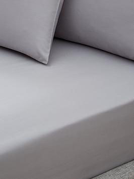 ideal-home-100-egyptian-cotton-oxford-edge-28cm-deep-fitted-sheet