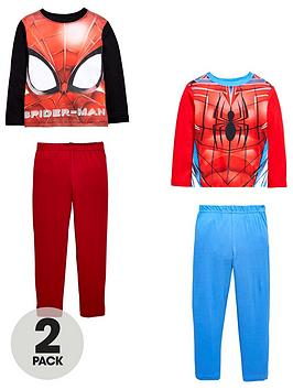 spiderman-2-pack-spider-man-pyjamas-set-multi