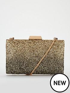 coast-kyla-ombre-glitter-bag-goldnbsp