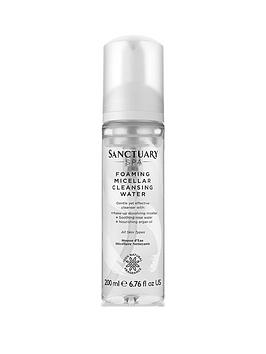 Sanctuary Spa Sanctuary Spa Sanctuary Foaming Micellar Cleansing Water  ... Picture