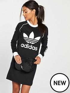 adidas-originals-winter-ease-dress-black