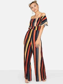 girls-on-film-girls-on-film-printed-pleated-bardot-jumpsuit