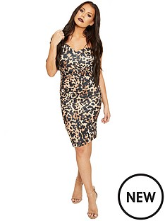 sistaglam-loves-jessica-sistaglam-loves-jessica-bodycon-animal-print-dress