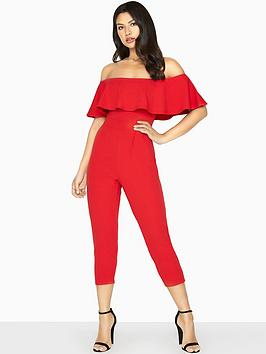 girls-on-film-bardot-jumpsuit-rednbsp