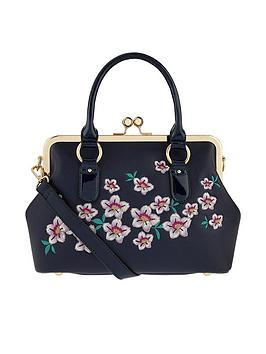 accessorize-embroidered-frame-bag-navynbsp