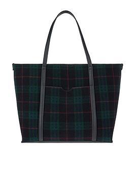 accessorize-check-tote-bag-multi