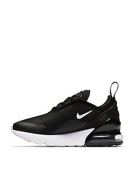nike-air-max-270-childrens-trainer-blackwhite