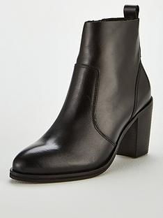 office-aberdeen-leather-ankle-heeled-boots-black
