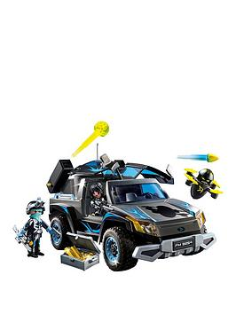 playmobil-playmobil-9254-top-agents-dr-drone039s-pickup