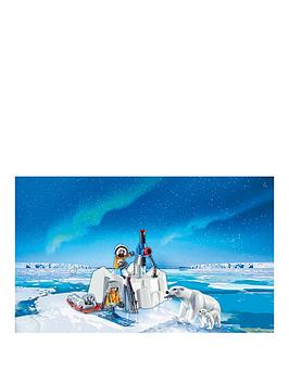 playmobil-playmobil-9056-arctic-explorers-with-polar-bears