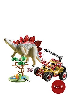 playmobil-9432-dinos-explorer-vehicle-with-stegosaurus