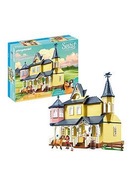 playmobil-playmobil-dreamworks-spirit-9475-luckys-happy-home