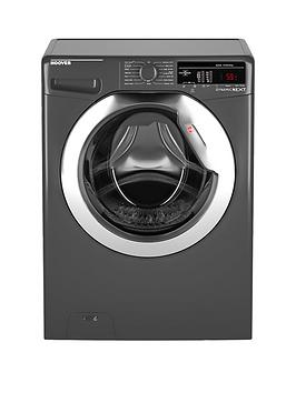 Hoover Hoover Dynamic Next Dxoa48C3R 8Kg Load, 1400 Spin Washing Machine  ... Picture