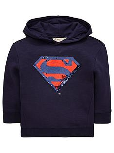 mango-mango-boys-reverse-sequin-superman-hooded-sweat