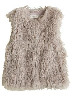 mango-girls-faux-fur-gilet