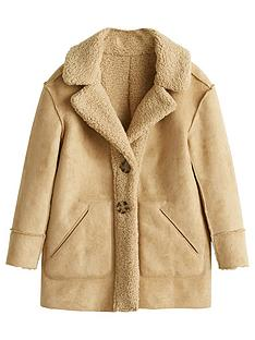mango-girls-faux-shearling-coat