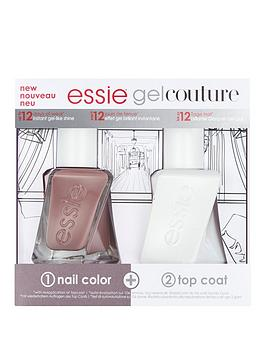 Essie essie Nail Polish Gel Couture Summer Nudes Duo Kit Gift Set For Her  sc 1 st  Littlewoods & Essie essie Nail Polish Gel Couture Summer Nudes Duo Kit Gift Set ...