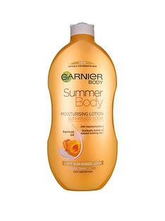 garnier-garnier-summer-body-light-gradual-tan-moisturiser-400ml