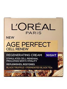 L'Oreal Paris L'Oreal Paris Age Perfect Cell Renew Night Cream  ... Picture