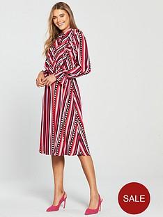 v-by-very-geometric-printed-midi-dress-multinbsp