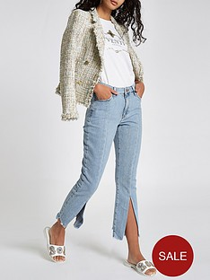 river-island-river-island-crop-split-hem-jeans-light-auth