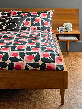 Orla Kiely House Orla Kiely House Sycamore Seed Cotton Duvet Cover Picture