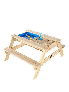 plum-plum-surfside-sand-water-wooden-picnic-table