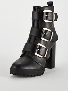 kg-tinny-heeled-biker-ankle-boot